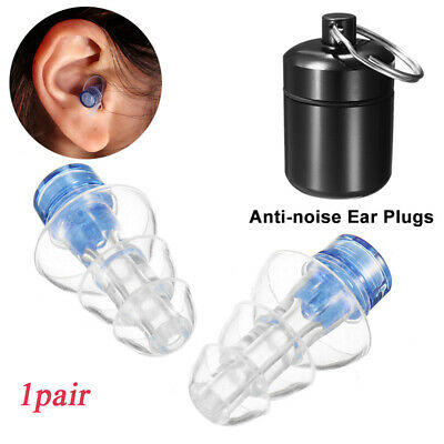Earplugs Noise Reduction Filter Hearing Protection Earbud Silicone earphone
