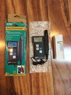 Extech Instruments Hygro-Thermometer Model 45320 Nib