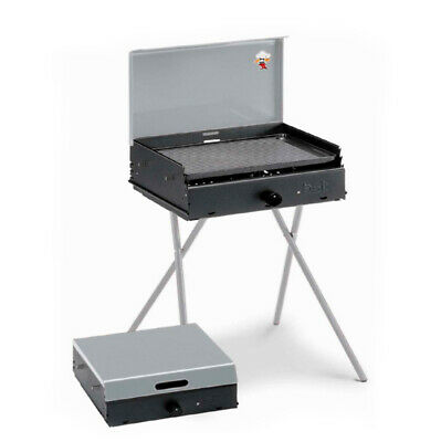 Barbecues, Grills & Smokers Home & Garden Nice Piastra Bst Ghisa Rigata Cm 40x26 Per Millenium