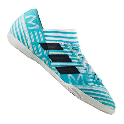 check out 9bddb 5c3c4 Adidas Nemeziz Tango 17.3 In Salle J Enfants Blanc B