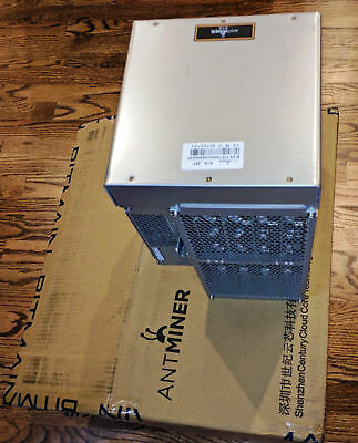 2x NEW Antminer S15 28 TH/S WITH PSU APW8