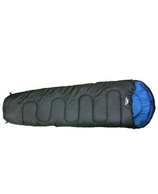 Trespass 400GSM Mummy Sleeping Bag Adult