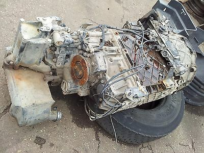 ZF ECOSPLIT gearbox, type 16S151 with retarder 16S-151, 16 gears, mechanical