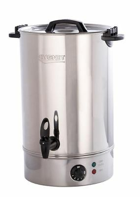 Hot Water Boiler Burco Cygnet MFCT1020 20 Litre Counter Top Manual Fill 20l