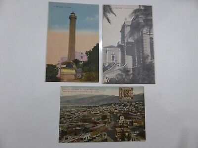 @009 Cpa Beyrouth 1928