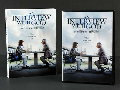 AN INTERVIEW WITH GOD Faith DVD Brand New Sealed USA FREE SHIP Slipcover