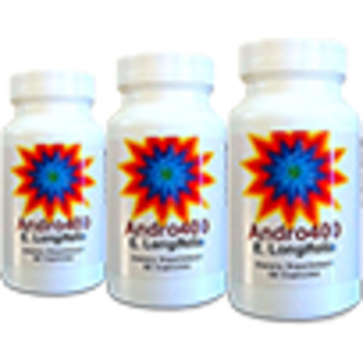 Andro400 Max - 5 Bottles **5 Month Supply** Manufacture Direct - Free Shipping