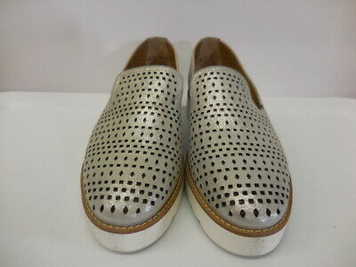 a4c70a52969 FRANCO SARTO WOMENS florie Low Top Slip On Silver Fashion Sneakers ...