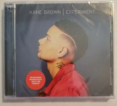 Experiment by Kane Brown (CD, 2018)