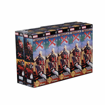 Marvel Heroclix EARTH X Brick x10 Boosters, or Case x20 Boosters, NEW, SEALED