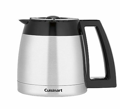 DCC-2400RC -  Cuisinart Coffee Maker 12-Cup Stainless Steel Carafe