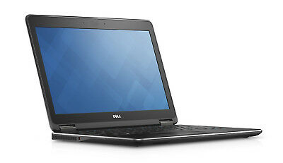 "Dell Latitude E7250 Laptop Touch 12.5"" i5-5300U 2.6GHz 8GB 240GB SSD Win 10 Pro"