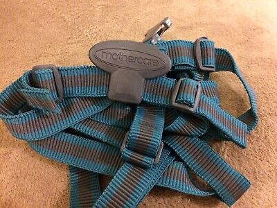 MOTHERCARE Toddler Safety Harness Reins VGC