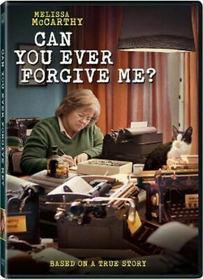 Can You Ever Forgive Me? DVD Melissa McCarthy