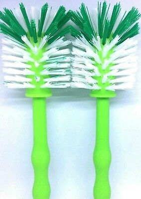 THERMOMIX TM5 TM31 Green Cleaning Brushes x 2 Brush Genuine NEW ACCESSORIES