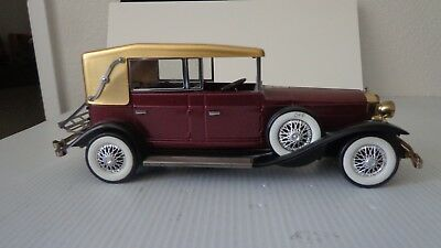Lincoln 1928 Ad Touring Car Transter Radio Am Model