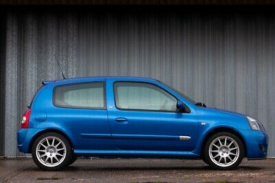 Renaultsport clio 172 cup