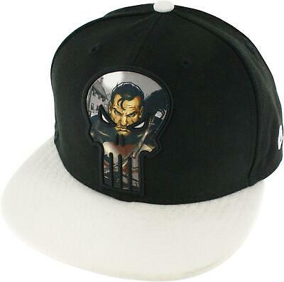 Punisher Sublimated Action Logo 59FIFTY Flex-Fit Hat