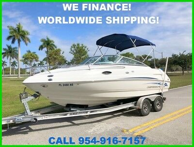 2007 CHAPARRAL SSi 215! LOW HOURS!