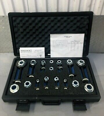 POSI LOCK AT-1108 Metric Alignment Tool 26 Piece Set, Case