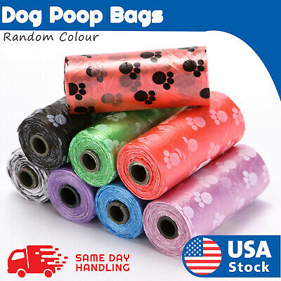 NEW Poo Bags | 150-900 Pooper Scooper Bags for Poop and Pet Dog Waste | Bag Hold