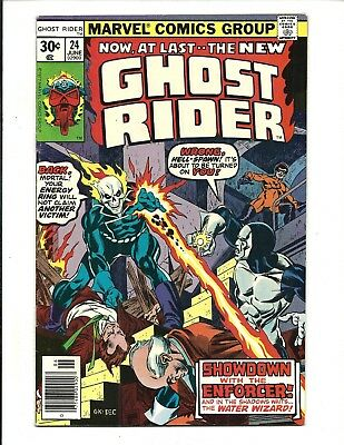 GHOST RIDER (Vol.1) # 24 (CENTS ISSUE, JUNE 1977), VF