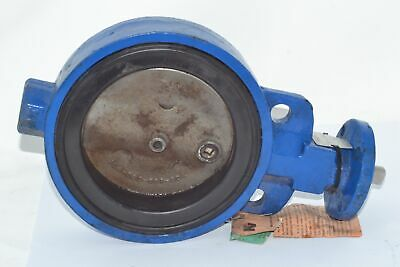 NEW Keystone 6'' Butterfly Valve 723 175 PSI Resilient Seat