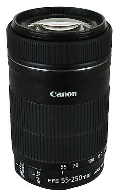 Canon EF-S 55-250mm 1:4-5,6 IS STM Telezoom Objektiv -