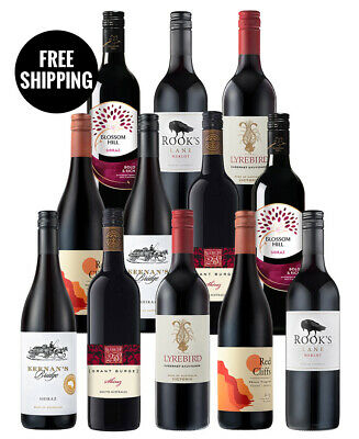 Save On Faves Reds Dozen (12 Bottles)