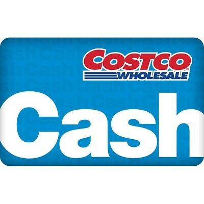 $25 Costco Cash Card Gift Card-NO Membership Required-Direct from Costco