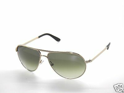 5d261e378d TOM FORD MARKO TF 144 28P Gold Green Gradient New Authentic ...