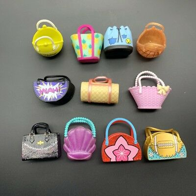 Lot 5 pairs of shoes LOL Surprise dolls Replacement Outfit no repeat toys sd