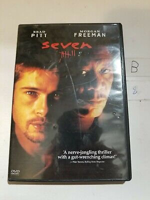 Seven (DVD, 2004, Single Disc)