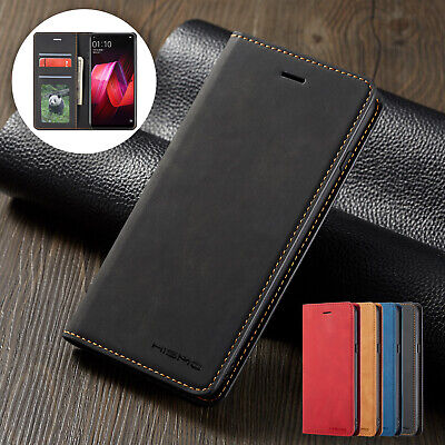 For OPPO R15 Pro Luxury Wallet Case Leather Flip Card Slot Magnetic Stand Cover