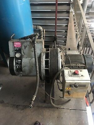 used hydrovane air compressors