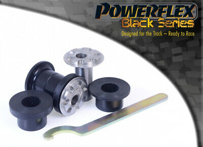 Powerflex Black Front Arm Front Bushes Camber Adjustable VW Polo Mk5 6R/6C 09>17