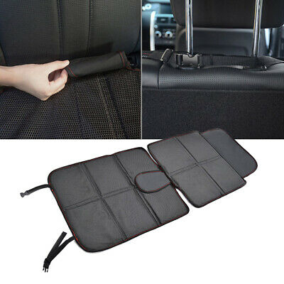 Car Back Seat Cover Protector Protects fit for Children Kids Babies Kick Mat 1x