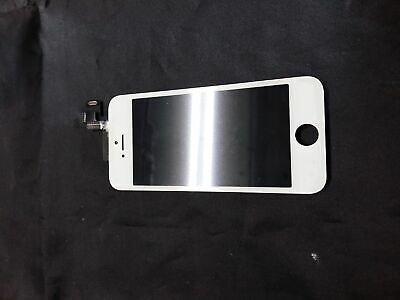 Display for iPhone 5S with RETINA LCD glass PREASSEMBLED Complete Front WHITE NE