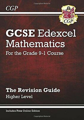 New GCSE Maths Edexcel Revision Guide: Higher - for the Grade 9-1 Course (with