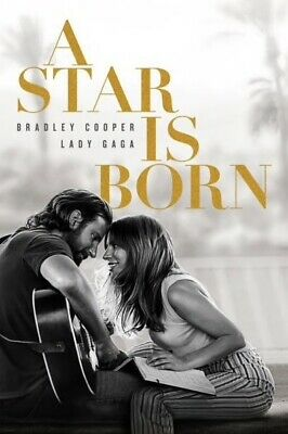 A STAR IS BORN - BLURAY 1080 - With English Subtitles - DIGITAL CODE ONLY