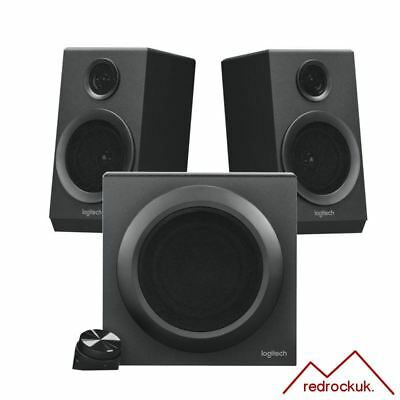 Logitech Z333 Multimedia Speaker System - Black