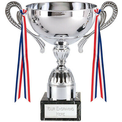 'Norway' Silver Cup Trophy Value Bargain Award *Free Personalised Label* 3 SIZES