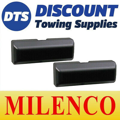 Milenco Ford Transit Connect Black Van Door Security Dead Lock Matched Keys X2