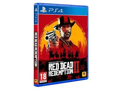 Juego Ps4 Red Dead Redemption Ii 4435449