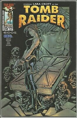 TOMB RAIDER: The Series-  No.  15 (September 2001)