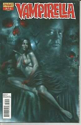 "VAMPIRELLA  -  Volume 1  No.  32  (2013) ~ ""LUCIO PARRILLO"" Cover"