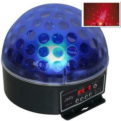 Beamz Magic Jelly Dj-Ball Effet Lumineux Led Rgb Dmx