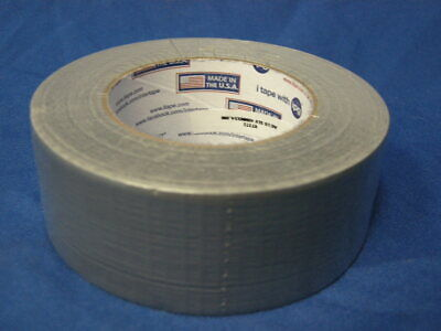 New Lot Of 4 Rolls Ipg Duct Tape Silver 87372 Ac10 Slv 48Mmx54.8M