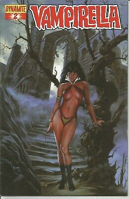 VAMPIRELLA  -  Volume 1  No.  2  (2010) ~ JOE JUSKO Cover