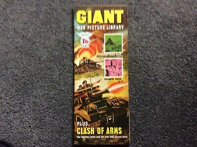 Giant War Picture Library no 42